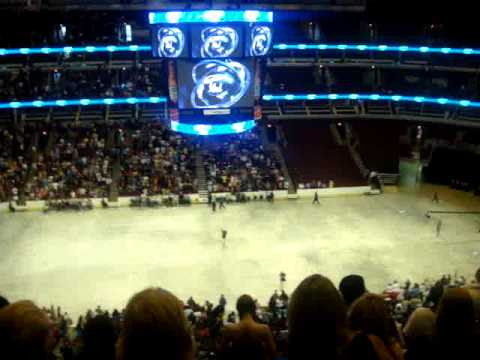 American Idol Auditions-Chicago // United Centre 7