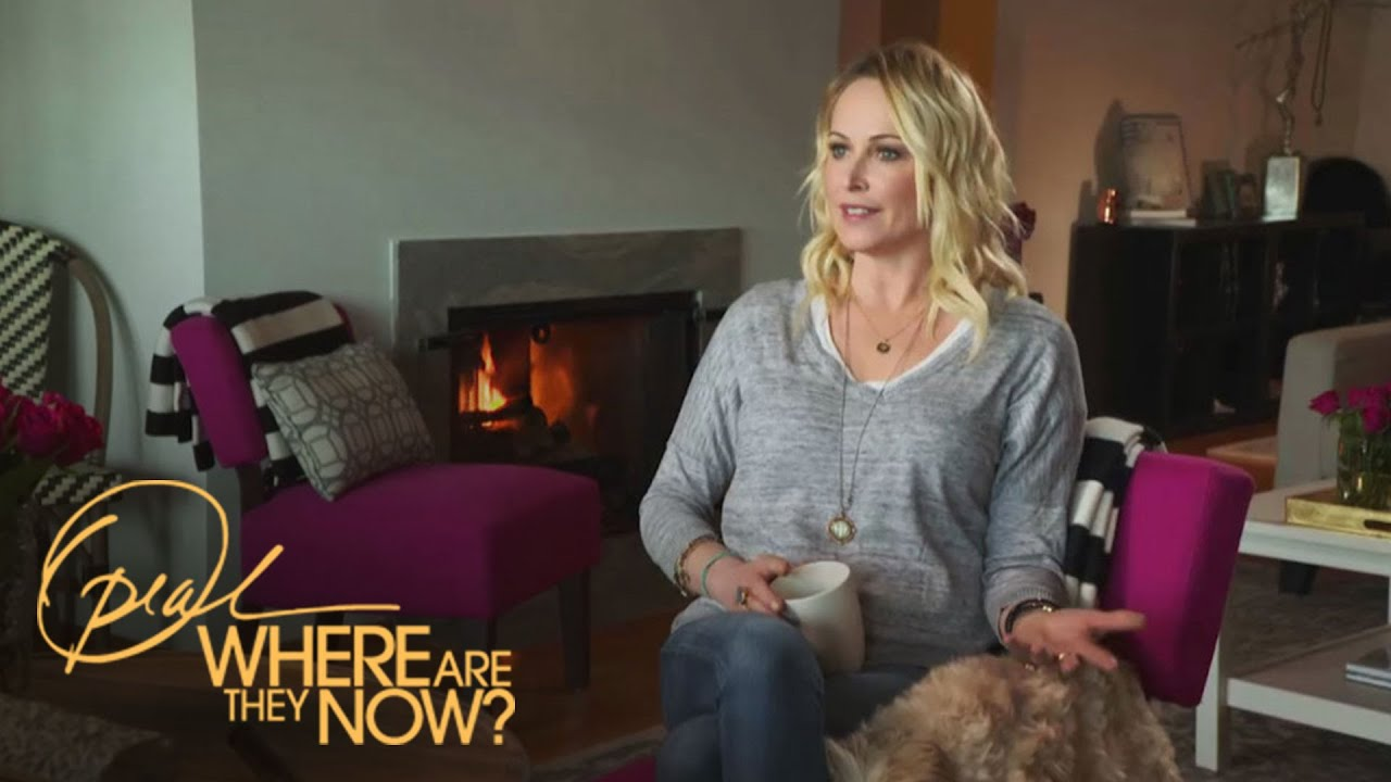 Josie Bissett: The Moment Melrose Place Took A Turn | Where Are They Now |  OWN   YouTube