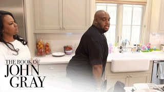 John Shows Off His Dance Moves | Book of John Gray | Oprah Winfrey Network