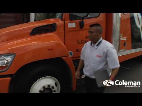 Coleman Worldwide Moving - National Truck Driver Appreciation Week