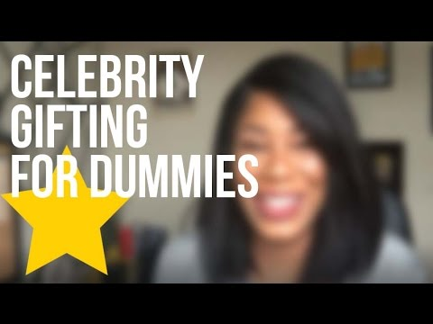 DIY PR- How to Get Your Product in a Celebrity's Hands?
