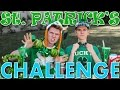 the st patricks day challenge fail sibling tag 2016 collins key