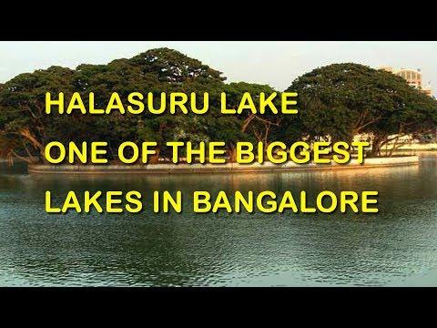 Halasuru Lake DroneView | Begaluru Arial View |