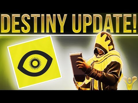 Destiny 2 Update. Destiny 2's Next DLC Details Revealed! (Raid or No Raid???)
