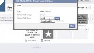 How to Redirect A Facebook Fan Page To An Outside URL