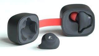 Next Gen Sports True Wireless Earbuds [Waterproof & Bluetooth v5]