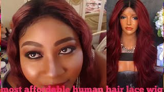 Video HOW TO GET CHEAP HUMAN HAIR LACE  WIG/Slove Rosa LACE FRONT WIG review/ How to slay lace wig. download MP3, 3GP, MP4, WEBM, AVI, FLV Januari 2018