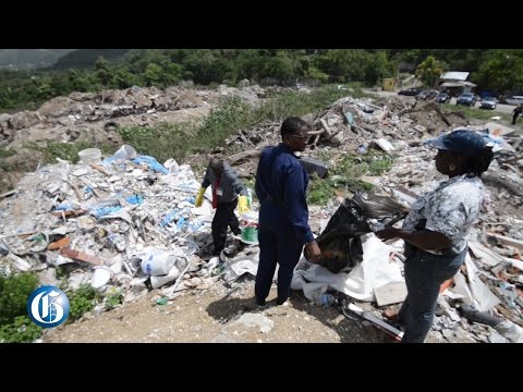 NSWMA Tour of dump site in Bedward Gardens