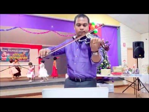Mukkathe Penne | Instrumental Violin HD | Ennu Ninte Moideen