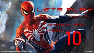 Let's Play Marvel's Spider-man Part 10