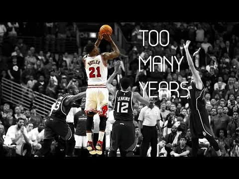 Thumbnail: Jimmy Butler - Too Many Years (Success Story) ʜᴅ