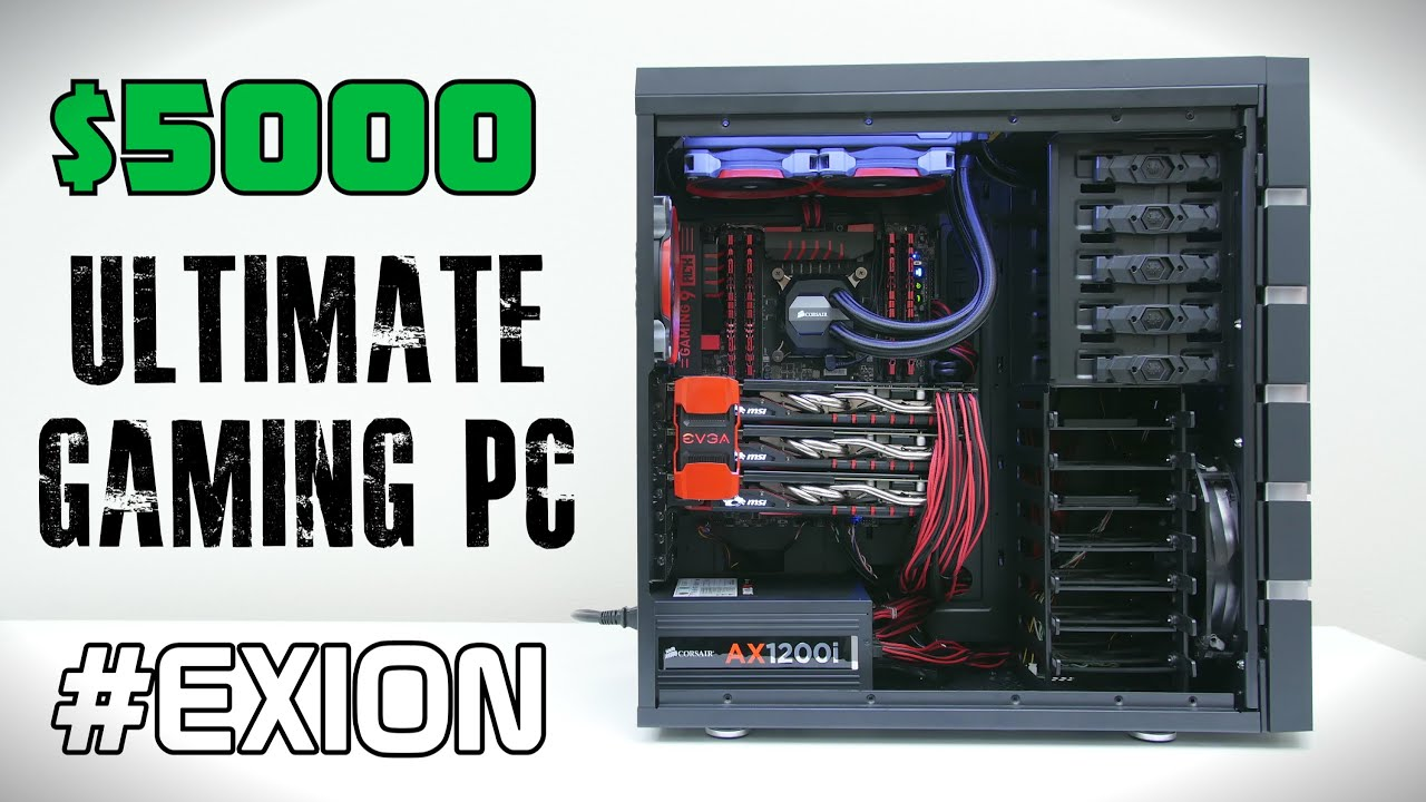 Build A  Dollar Gaming Pc