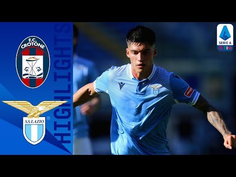 Crotone Lazio Goals And Highlights