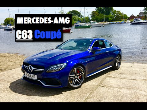 2017 mercedes amg c63 s coupe review inside lane youtube. Black Bedroom Furniture Sets. Home Design Ideas
