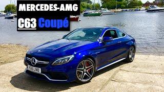 Mercedes-Benz C63 AMG Coupe 2017 Videos