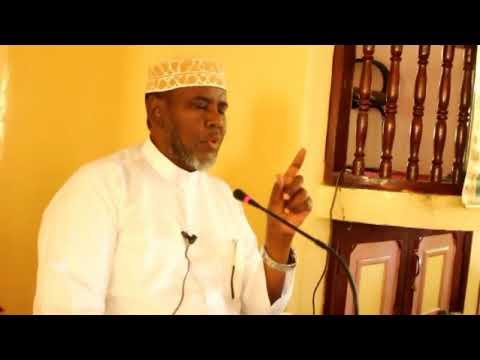 Sheikh Aden Siiro  Somaliland Faragalin Toos ah ayaa lagu Hayaa !!