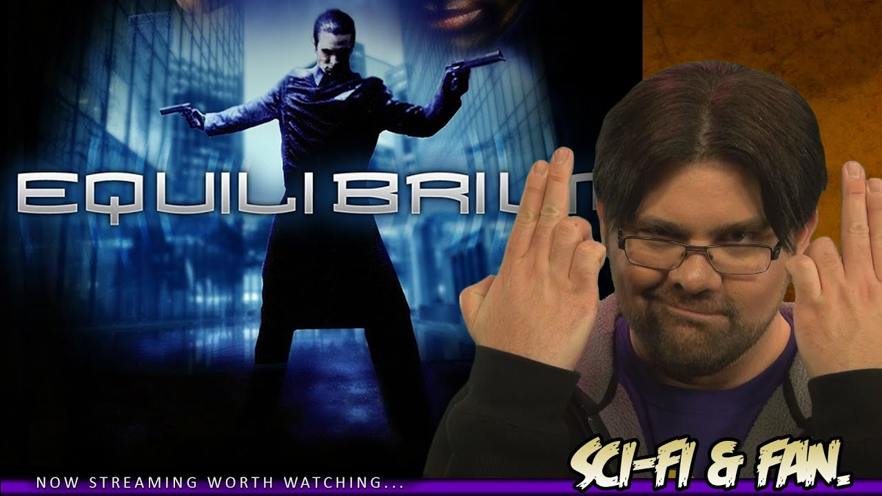 Equilibrium - Movie Review (2002) - YouTube