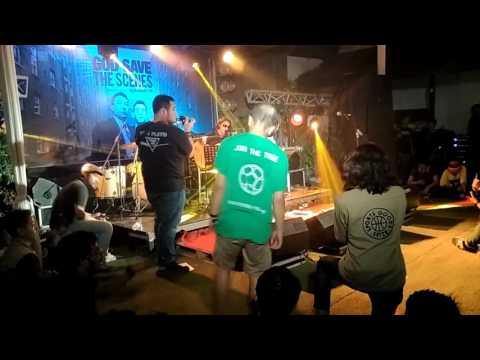 Suar Nasution (Pure Saturday Ex Member) - Derai Terindah Live Unplugged At God Save The Scene