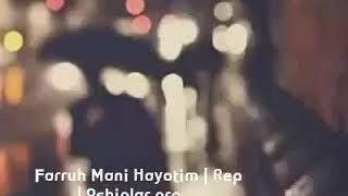 Узбек классно спел жонли ижро Фаррух - Мани Хайотим |Oshiqlar guruhi 2017