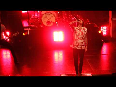 Bring Me The Horizon Alligator Blood  in HD at The Wiltern Theater in Los Angeles