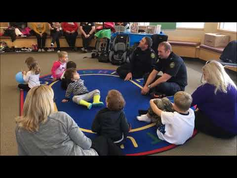 """National Child Day Okotoks 2017 Theme """"The Right To Be SAFE"""""""