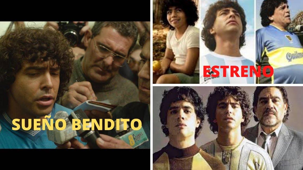 Maradona Sueño Bendito: Detalles del estreno