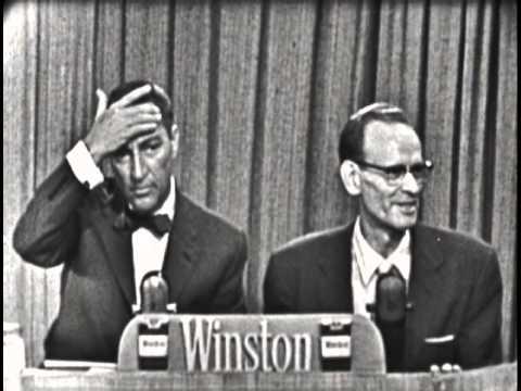 I've Got A Secret - Philo Farnsworth, Buster Keaton 1957