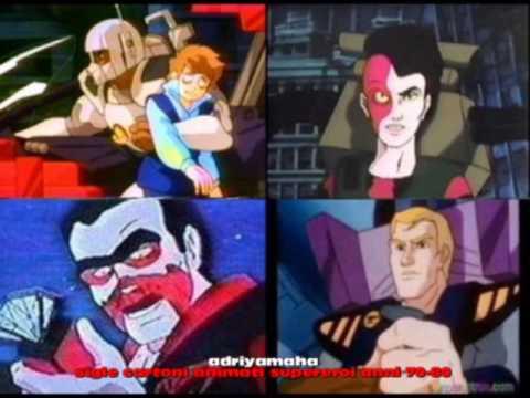 Sigle cartoni animati supereroi anni youtube