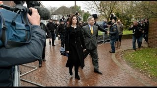 Nigella Lawson Arrives At Court For Aides