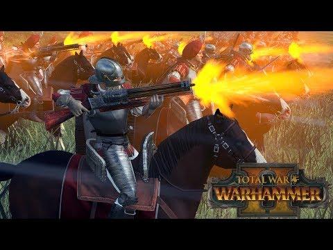 TOP 5 MISSILE CAVALRY // Total War: Warhammer II |