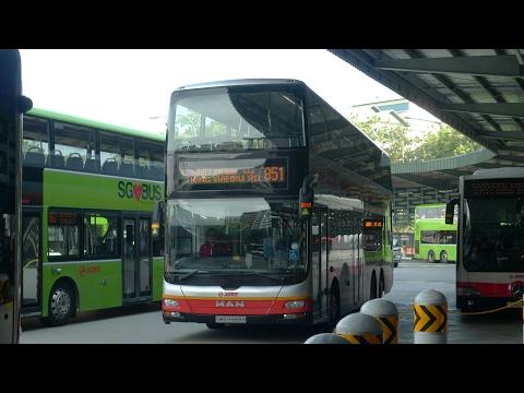 SMRT Bus Service 851, SMB5888H