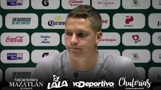 Julio Furch sueña con jugar en la Selección Mexicana