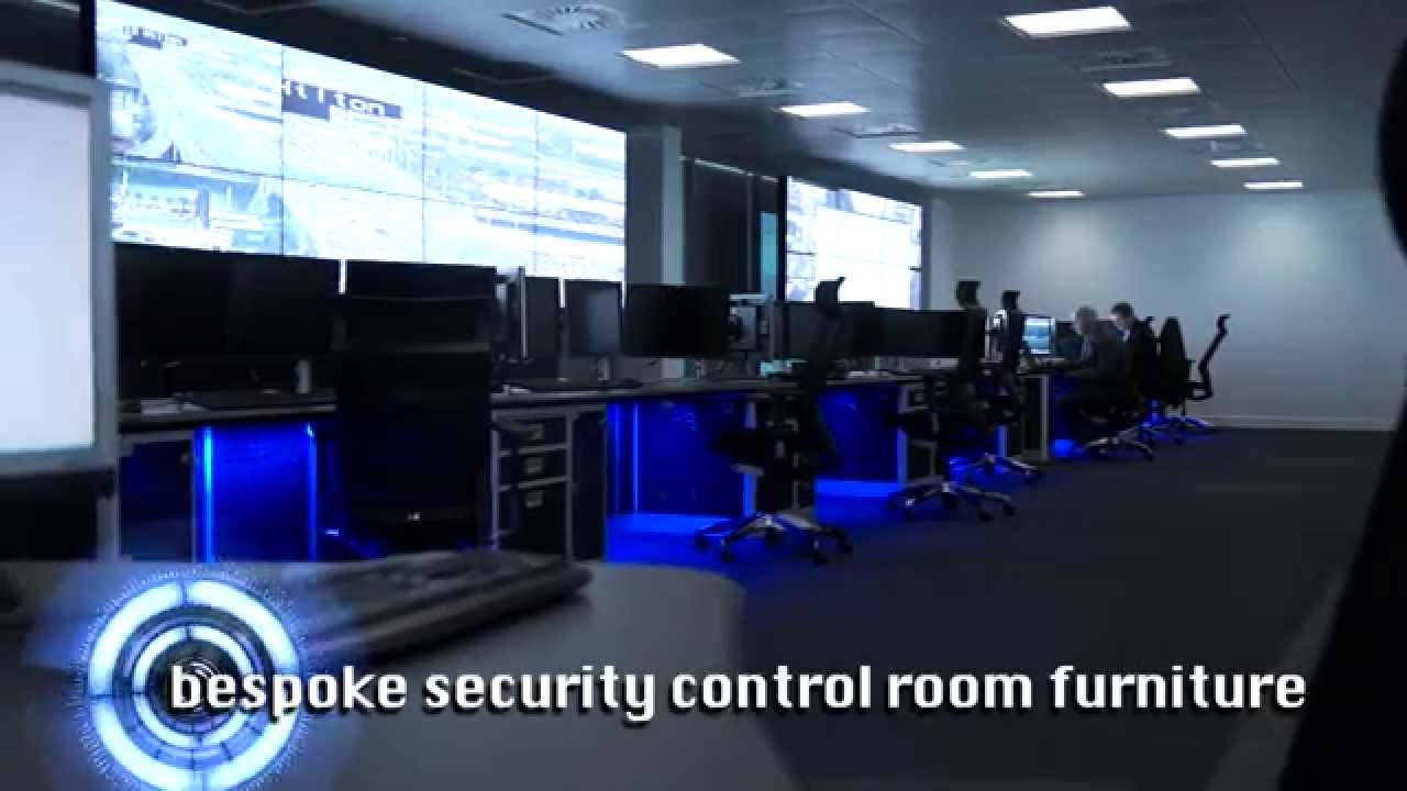 Security Control Room Furniture