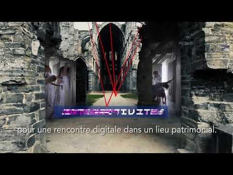 Expo Art Numérique Digital Contemplation