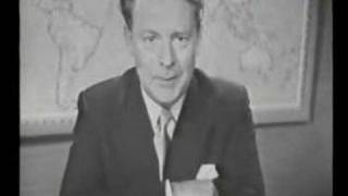 UK Labour Party Political Broadcast - Sep 1959