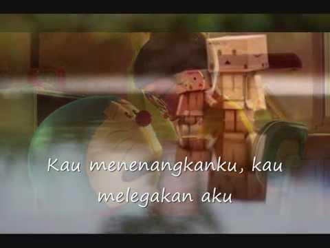 Noah - Tak Lagi Sama  (Cartoon Image + Lyrics)