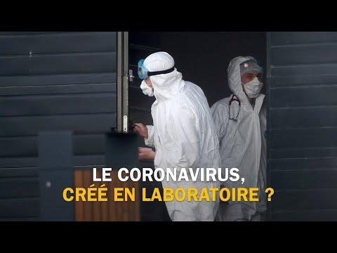 �� Le Coronavirus fabriqué en laboratoire depuis 2003 ?