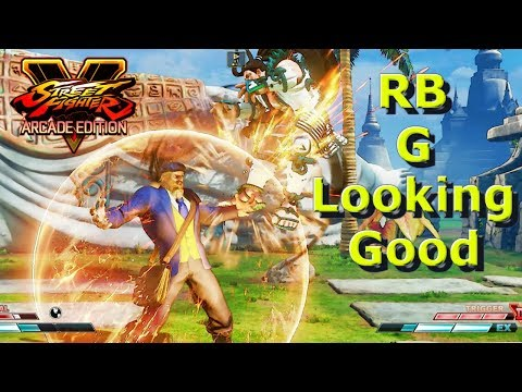 SFV AE - RB G Is Looking Good - SF5