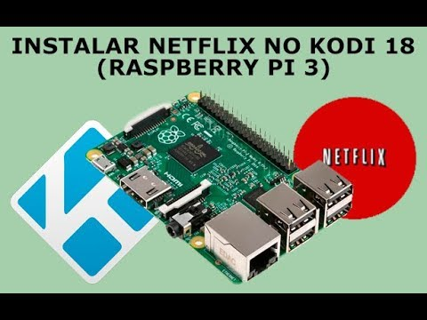 Kodi pi netflix