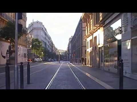 Tramway de marseille Ligne T2 part 2