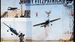 jimmy fitzpatrick poaches desert airfield with friends