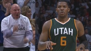 Gordon Hayward Returns! Joe Johnson Takes Over in Clutch! Game 5 Jazz Clippers
