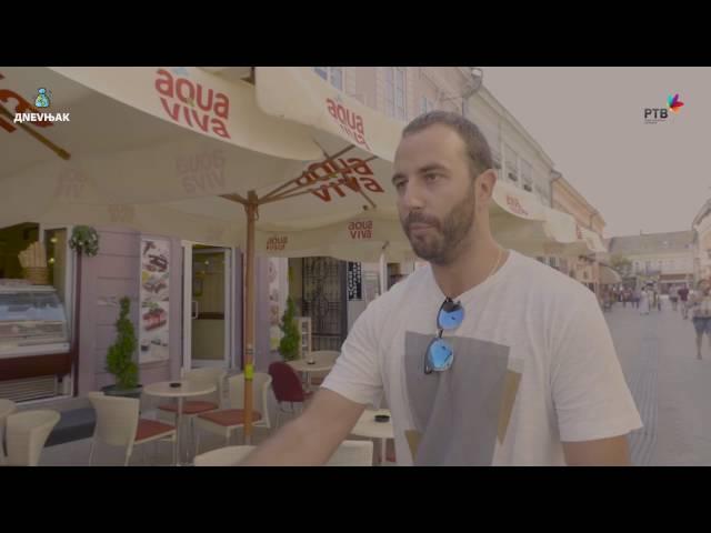 HIT Snimili Crnogorca dok URLA na mobilni u centru Novog Sada! A tek kad se SVAĐA sa prolaznicom...