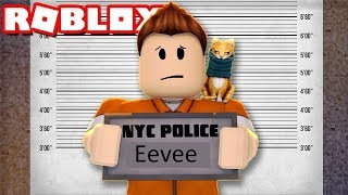 roblox l The Life of a Prisoner l Eevee