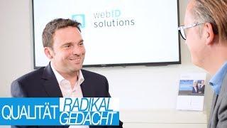 Video-Ident mit Qualitätsproblemen? WebID berichtet. (WebID VLog Folge 4)