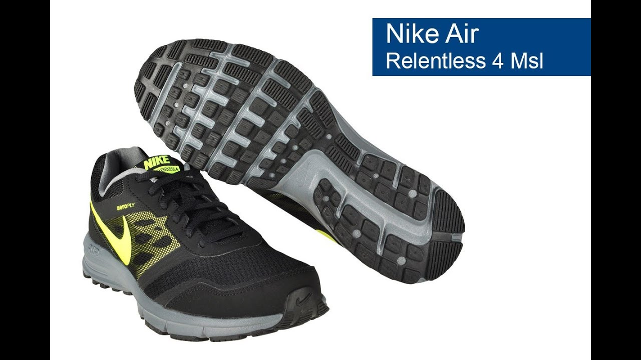 Nike Air Relentless 4 Msl