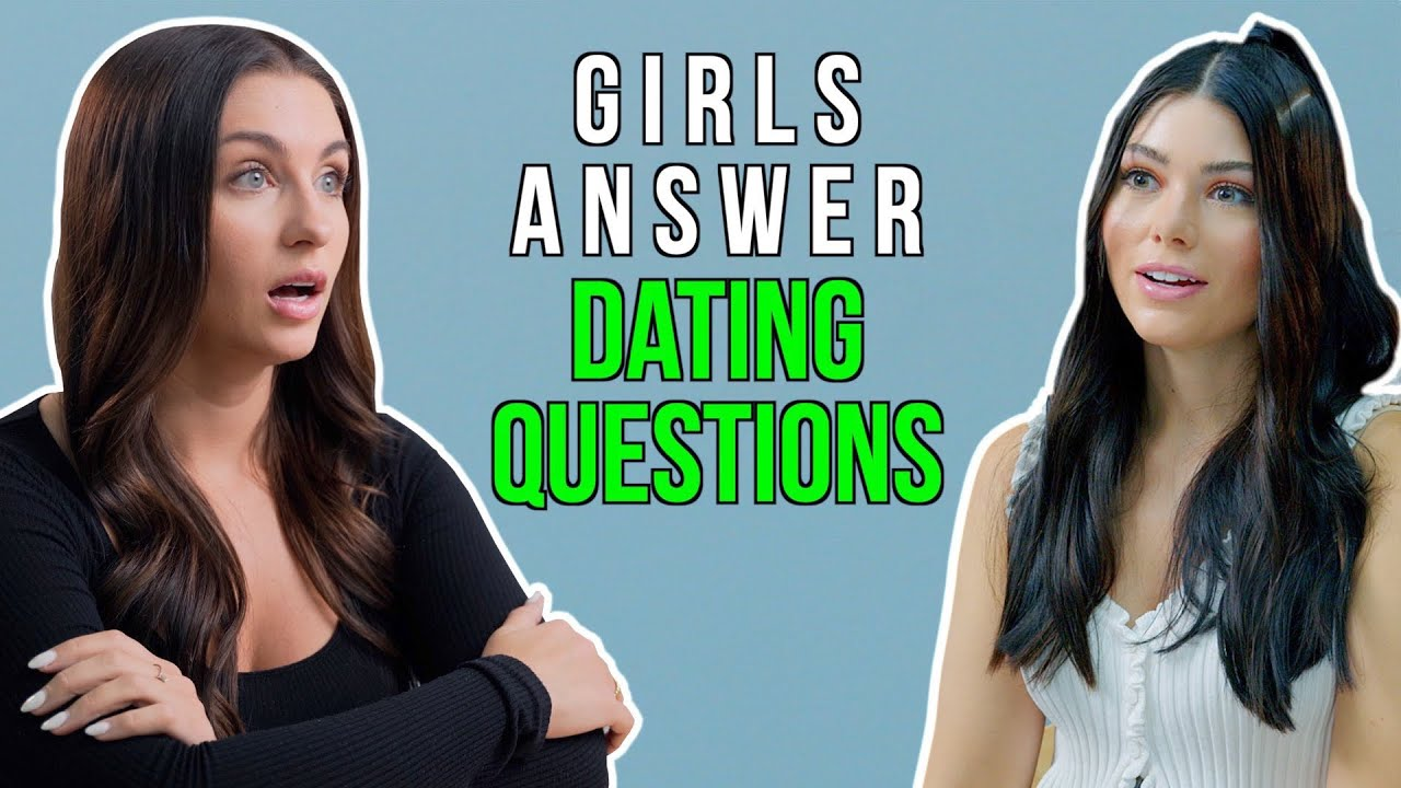 Answering Questions About Dating (BEST & WORST FIRST DATES & MORE!) | Girls React