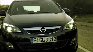 New Opel Astra - full story
