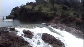Beautiful Waterfall in Khutaghat Dam Bilaspur Ratanpur Chhattisgarh Tourist Place