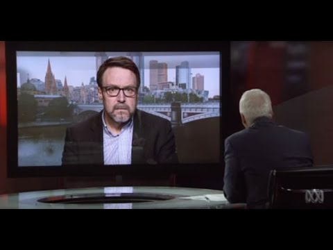 ABC Lateline Interview Professor Greg Barton